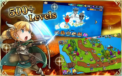 Crazy Defense Heroes (MOD, One Hit) APK Download