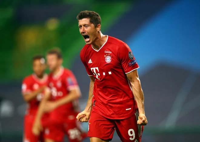Chung kết Cúp C1: Bayern siêu tấn công, Lewandowski vượt kỷ lục Ronaldo? 2