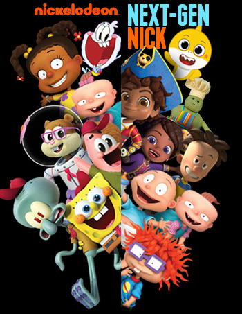 Nickelodeon Movies 2020 : nickelodeon, movies, NickALive!:, Nickelodeon, Unveils, First, CG-Animated, 'Rugrats', Nate'