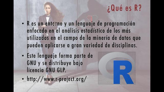 Introducción a Data Scientist programando en R