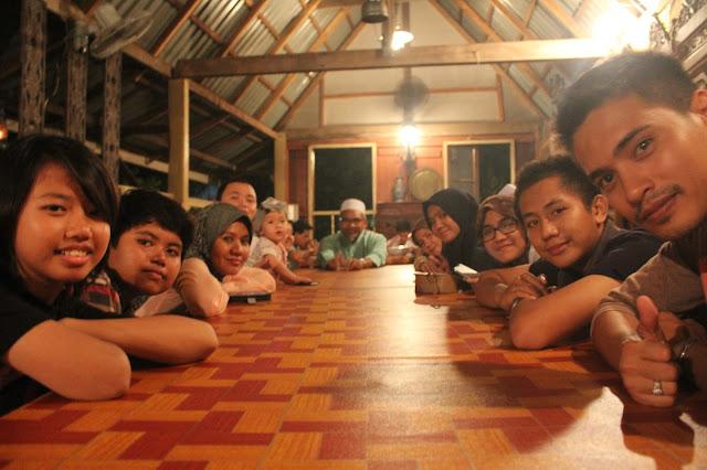 My Village Barok Bistro, sarawak famous restaurant, ayam pansuh,