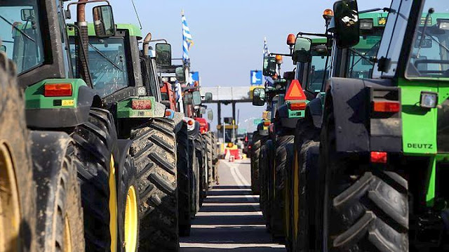 Πανελλαδική Επιτροπή Μπλόκων: Παλεύουμε ενάντια στη συγκέντρωση παραγωγής και γης