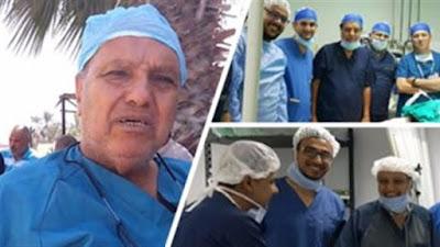 الدكتور سليمان القماش