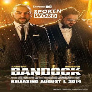 Bandook Lyrics -Badshah Lyrics feat. Raxstar