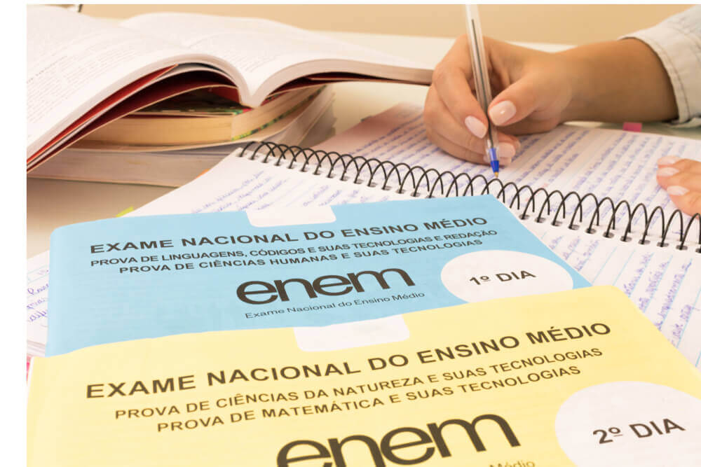 visaogeografica - ENEM