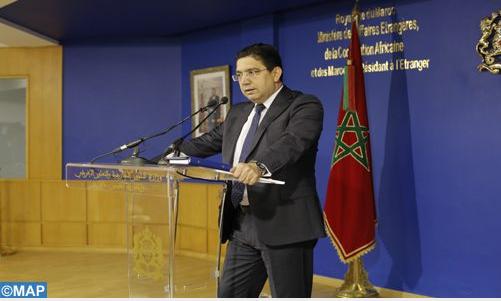كوفيد-19.. المغرب على استعداد لتقاسم تجربته مع الدول الإفريقية من أجل تنظيم حملة التلقيح (السيد بوريطة)
