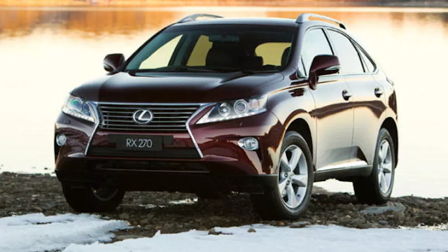 2016 Lexus RX450h F Sport AWD Review