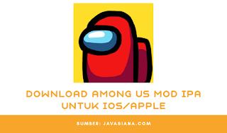 Download Among Us Mod Ipa Untuk IOS V2020.9.9 Terbaru