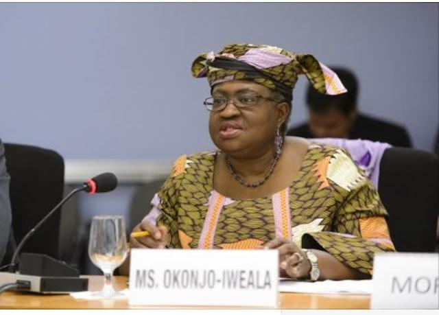 Okonjo-Iweala scales WTO first hurdle, makes shortlist of 5