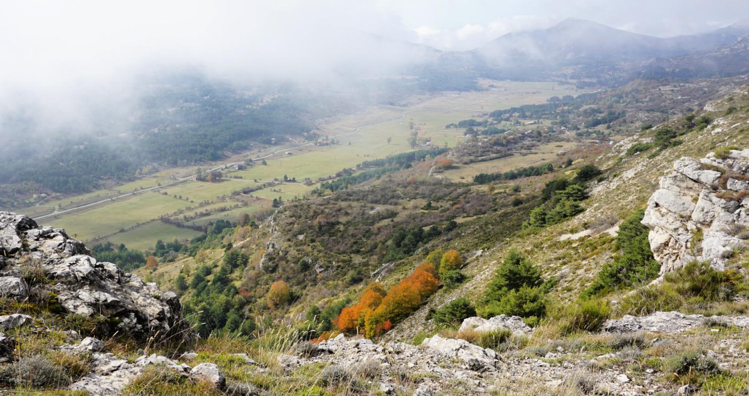 Caussols Plateau