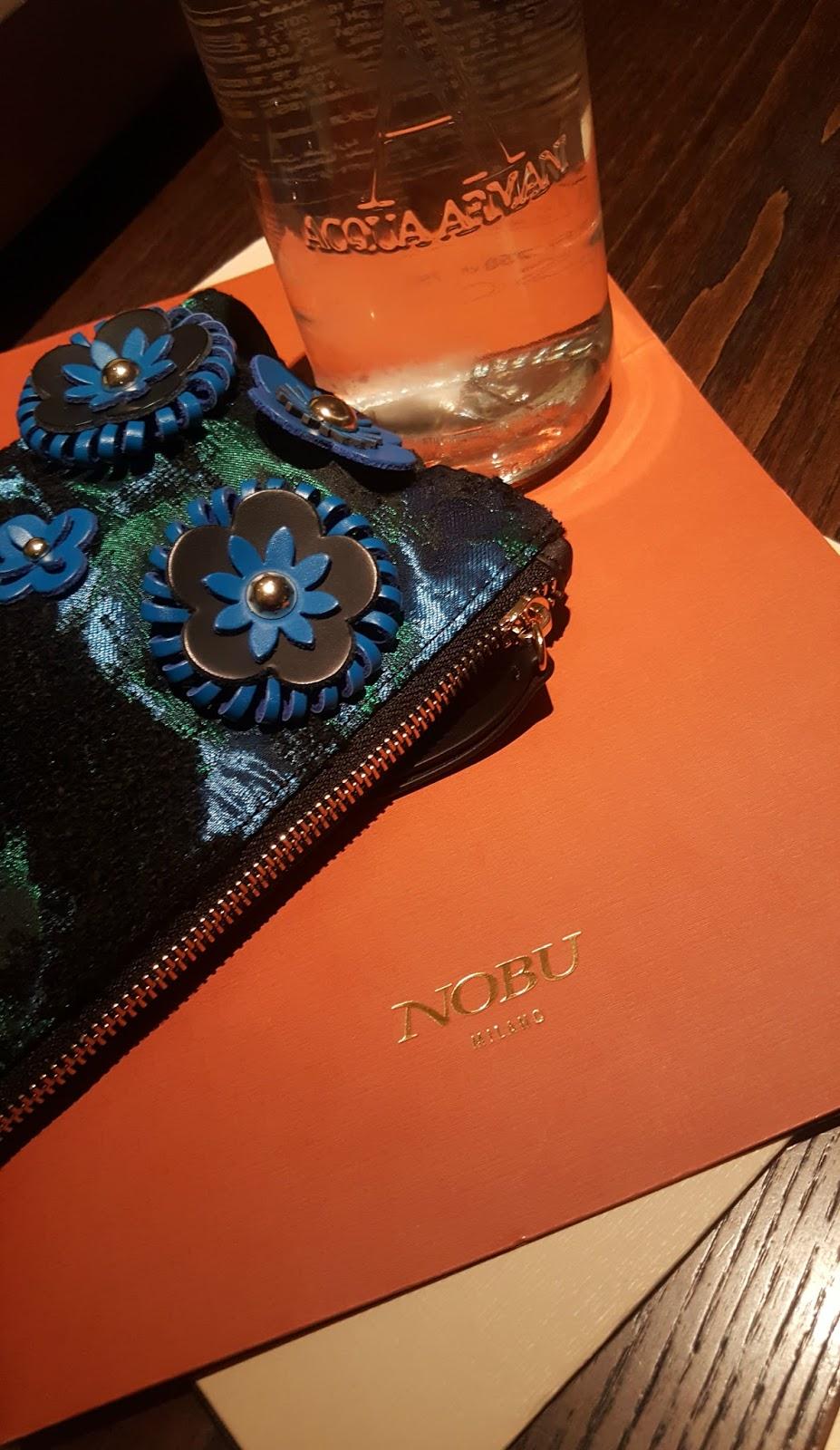 Dining at Armani Nobu Milano - Every Beauty Addict\'s Bible