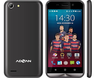 Firmware Advan i45 Tested