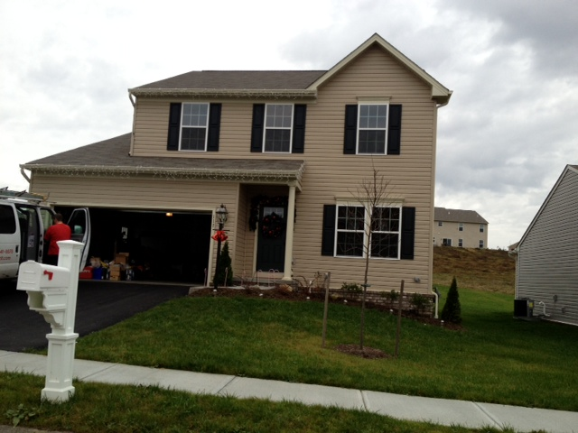 Pictures Of Homes With Tan And Black Siding 95