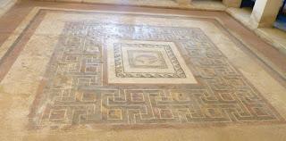 Domus Romana, Rabat.