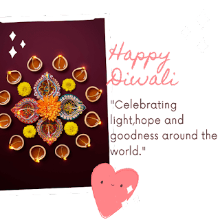 Diwali Quotes With earthen lamps- Happy Diwali Wishes