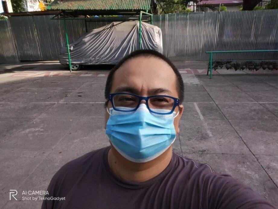 realme X3 SuperZoom Camera Sample - Selfie