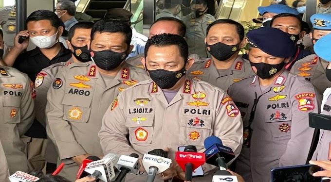 Disetujui DPR, Calon Kapolri Komjen Listyo Sigit Siapkan Rencana Aksi