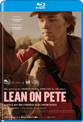 Lean On Pete 2017 BD25 Latino