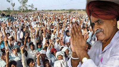 Gujjar Agitation Start Again Col Kirori Singh