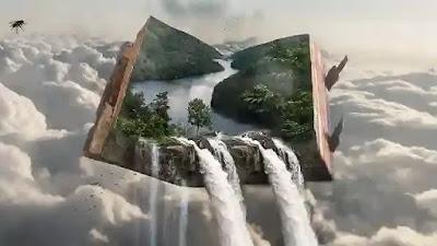 حدائق الشلالات