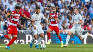 مباراة ريال مدريد وغرناطة كورة توداي مباشر 23-12-2020 والقنوات الناقلة في الدوري الإسباني