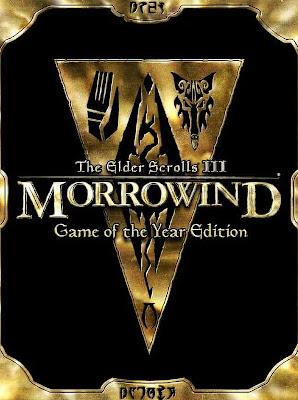Capa do The Elder Scrolls III: Morrowind - GOTY