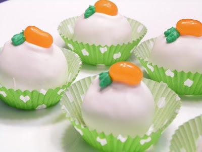 Carrot Cake Cake Balls