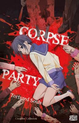 Download Corpse Party: Tortured Souls – Bougyakusareta Tamashii no Jukyou – Episode 01-04 [END] + OVA Subtitle Indonesia