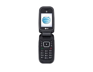 AT&T cell phones for seniors - LGB470