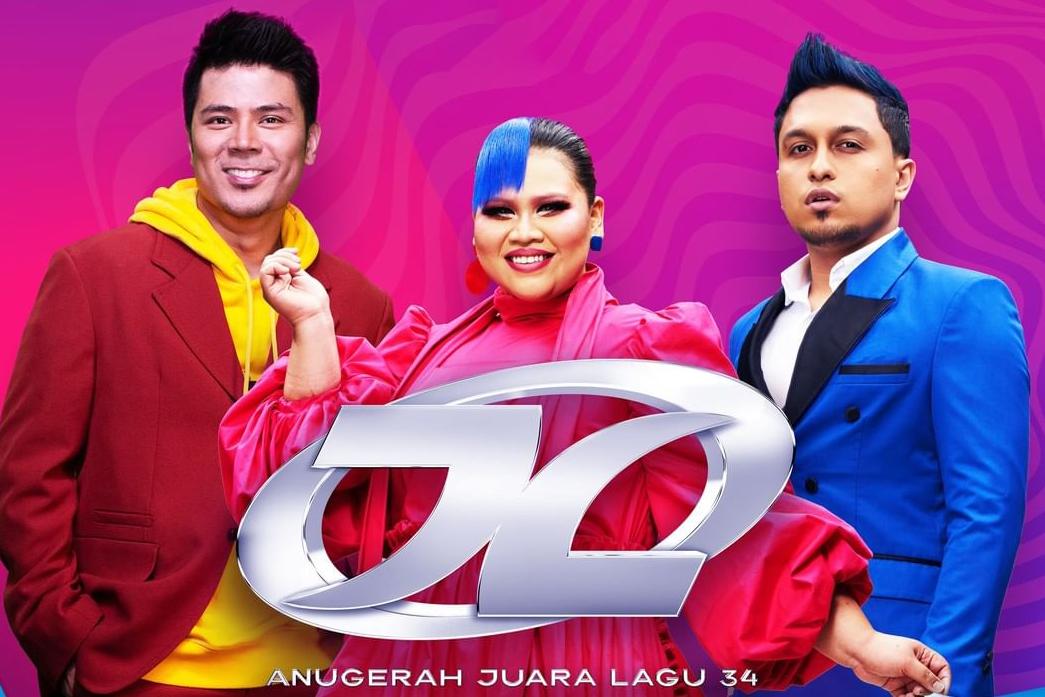 Anugerah Juara Lagu Ke 34 (2020)