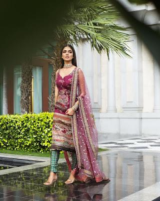 Actress Malavika Mohanan At Master Movie Photoshoot