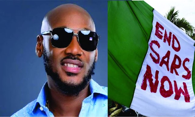 #EndSars: Nigeria Singer, 2face Idibia Demands Complete Shut Down In Nigeria Until Demands Are Met, Nigerians React