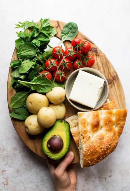 Savoury Vegan Breakfast Bowl