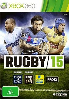 Rugby 15 (X-BOX 360)