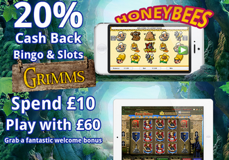 Grimms Casino Screen
