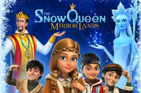 snow queen mirror lands