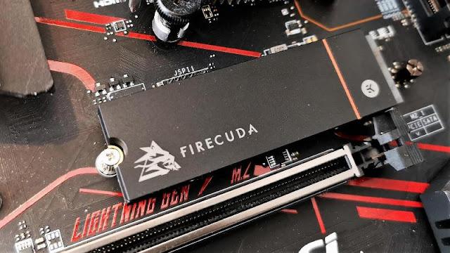 Seagate FireCuda 530 Review