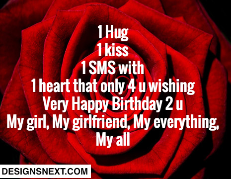 happy kiss day messages for girlfriend gf
