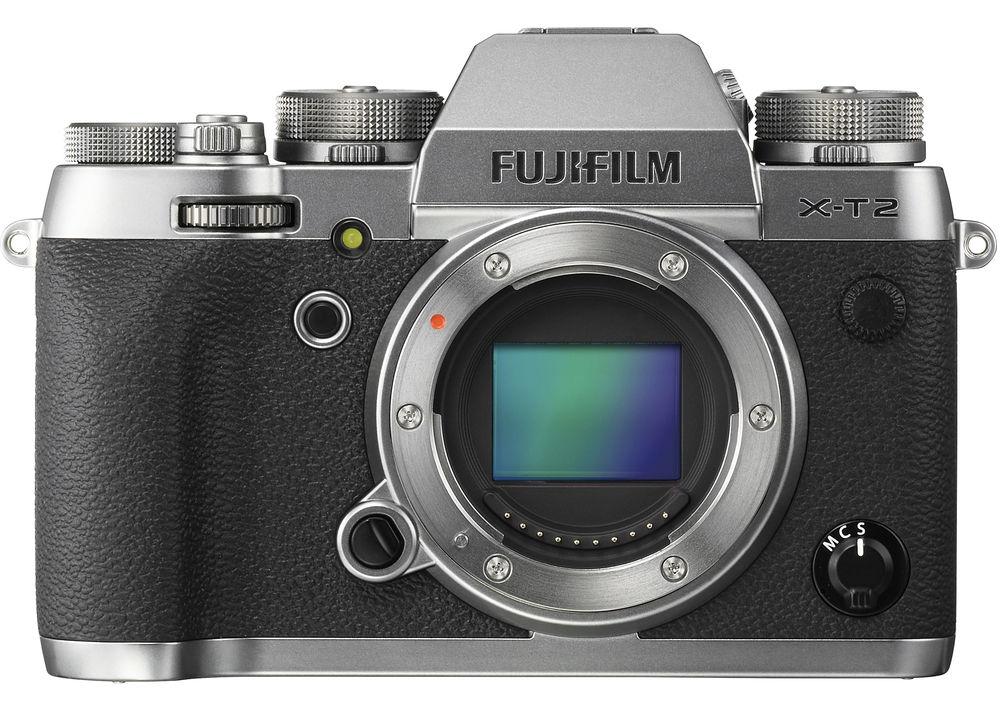 Fujifilm X-T2, графитовый цвет