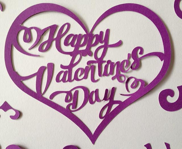 San Valentín: Corazón.