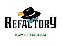 Loker Perusahaan IT Software General Administrasi di Refactory Jogja