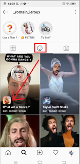 What are you gonna dance filter on Instagram, here's how to get it