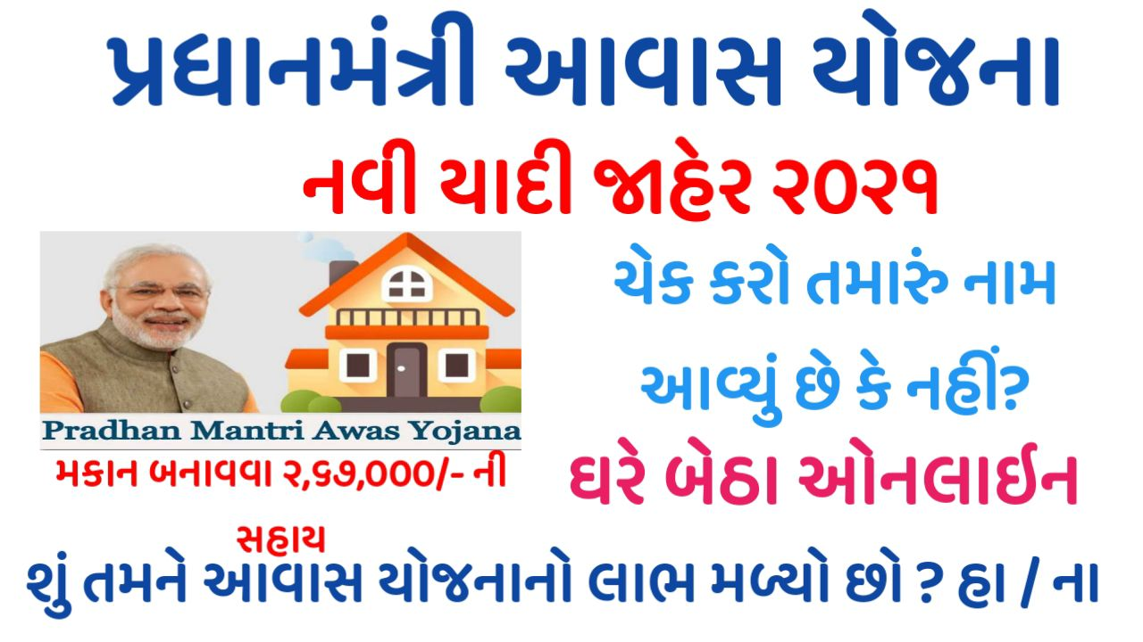 [Pmay Beneficiary List] Pradhan Mantri Awas Yojana Beneficiary List – 2021
