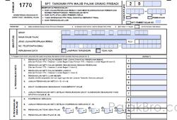 Formulir Faktur Pajak Nota Retur Dan Nota Pembatalan Excel