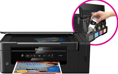 Epson ET-2600 Printer Drivers and Software for Microsoft Windows and Macintosh OS.