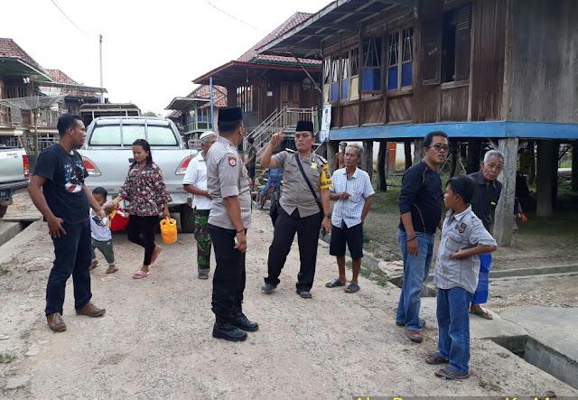 Polisi Bantah Isu Akan Ada Saling Serang Antar Desa