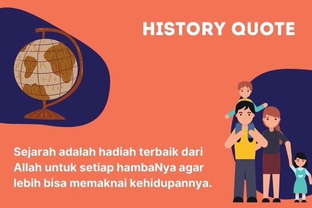 quote about history
