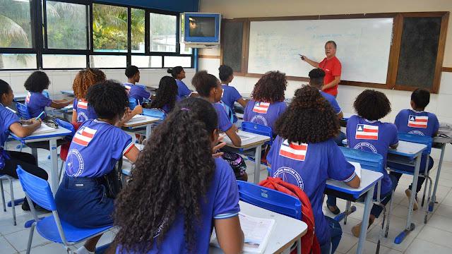 Escolas estaduais voltam às aulas após o recesso junino