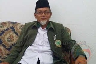 sekretaris MUI Kota Sukabumi M Kusoy