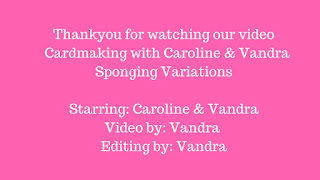 #CTMHVandra, Birthday, daubers, girl, happy birthday, Shimmer Brush, Sponge daubers, sponging, Vandra, Cardmaking with Caroline & Vandra, Gold, Mermaid, ocean, Stamp of the Month, S1806, spray pen,